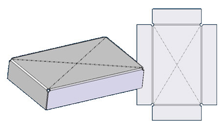 Sheet Metal Productivity On The Edge Solid Edge Tutorial
