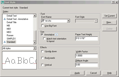 Awesome Annotation Scaling (Circles and Lines AutoCAD