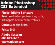 Adobe Photoshop CS3 Extended