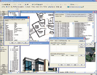 Figure 5. WinEst's DesignEst Pro is integrated with Revit Architecture 2008 and uses the Revit API.