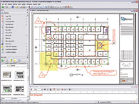 Figure 2. On the desktop, ProjectWise Navigator delivers visual collaboration for immersive design review and analysis.