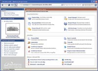 Figure 1. All Newforma Project Center screens are organized for clarity, consistency, and easy access to relevant functions. (All images courtesy of Newforma)
