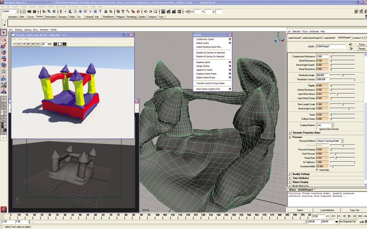 Autodesk Maya Architec...