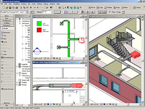 Technology is continously changing the building industry. Designing