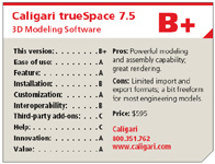 Caligari trueSpace 7.5