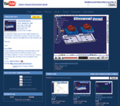 Figure 2. Video-Tutorials.Net uses YouTube s free hosting platform to promote its training CDs by giving away free lessons.