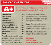 AutoCAD Civil 3D 2008