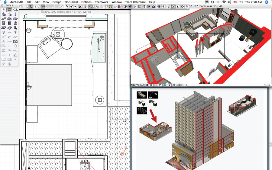 Aec on macs aec insight column cadalyst for Software di home builder online
