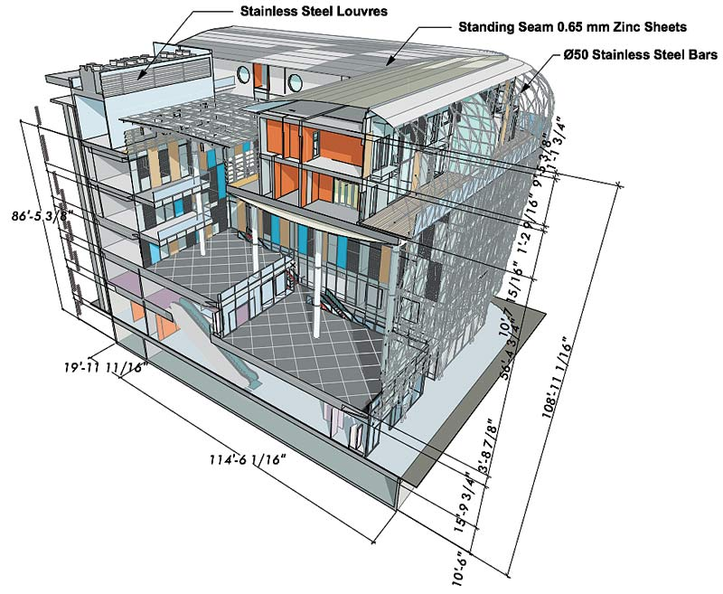 Curtain Wall Manufacturers - Home Design Ideas and Pictures