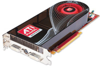 The AMD ATI FireGL V7600 workstation graphics accelerator with Unified Shader architecture is ideal for maximizing productivity when working with complex 3D models and intense textures for CAD, DCC, and simulation.