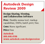 Autodesk Design Review 2009