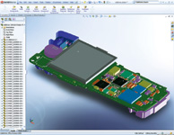 CircuitWorks for SolidWorks is another example of the type of MCAD–ECAD bridging capability that will be crucial in manufacturers mechatronics product development.