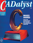 In September 1990, CADalyst launched the Images Awards, later dubbed the Caddies by Joel Orr after he saw the trophy.