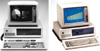 Figure 1. The IBM PC XT. (Courtesy of IBM Archives)