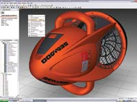 Right Hemisphere's Deep Exploration CAD Edition lets you rapidly and easily transform, author, and publish 2D and 3D product graphics and documents.