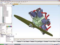 3DVIA Composer allows non-CAD users to create associative 2D and 3D product documentation directly from SolidWorks and other 3D CAD data.