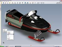 SolidWorks eDrawings Professional offers the unique ability to publish eDrawings files as review-enabled.