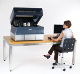 Objet Geometries describes its Alaris30 desktop 3D printer as office friendly.