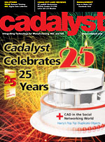 Cadalyst June 2008 cover