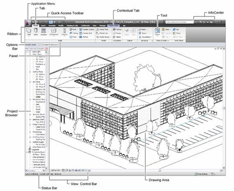 revit architecture 2010 (cadalyst labs review) | cadalyst