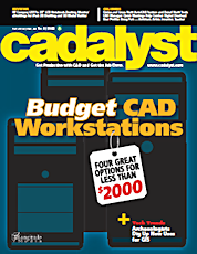 Purchase Cadalyst Magazine, Fall 2012