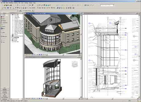 Bim With A Side Of 2d 1 2 3 Revit Tutorial Cadalyst