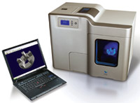 Newcomer Desktop Factory plans a 2009 release for its 125ci 3D printer, priced at less than $5,000.