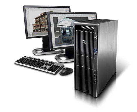 HP Z600 Workstation First Look Review | Cadalyst