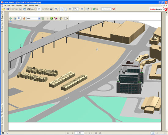 Bentley Forges GIS Tools to Build 3D Cities   Cadalyst