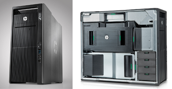 hp refreshes z workstation line with three upgraded models