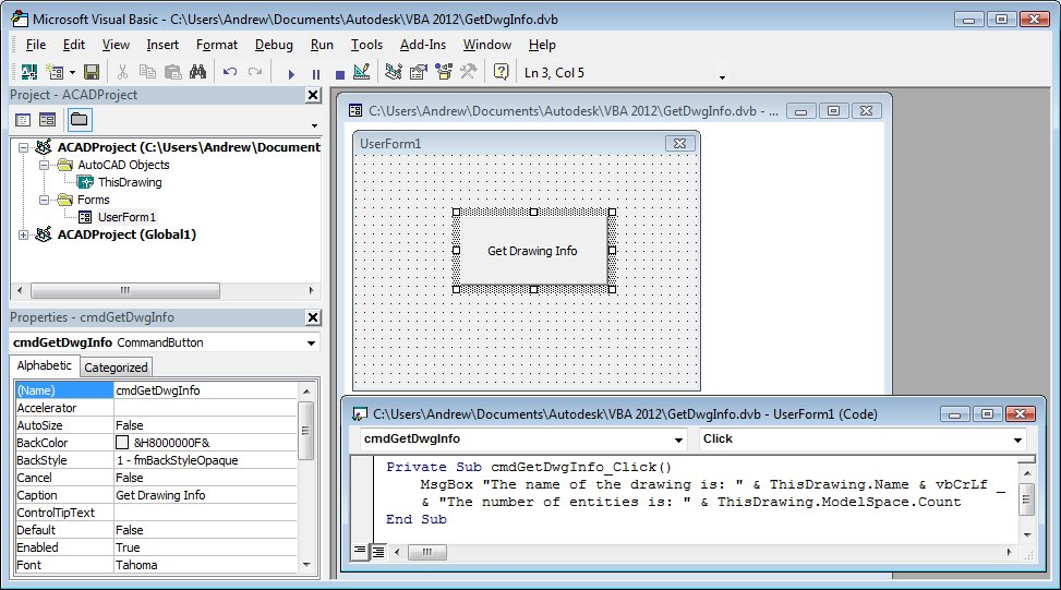 The World of AutoCAD Programming Platforms, Part 1 | Cadalyst