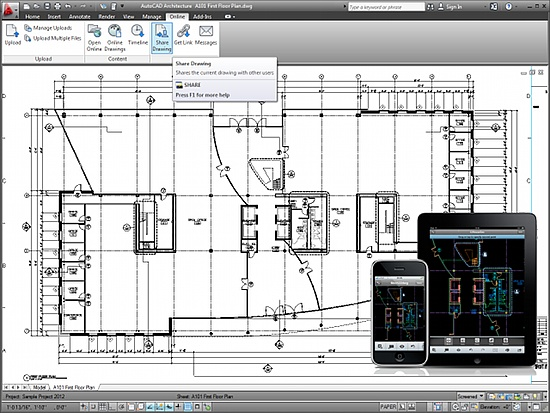 Mobile cad trends devices and apps cadalyst for Construction drawing apps