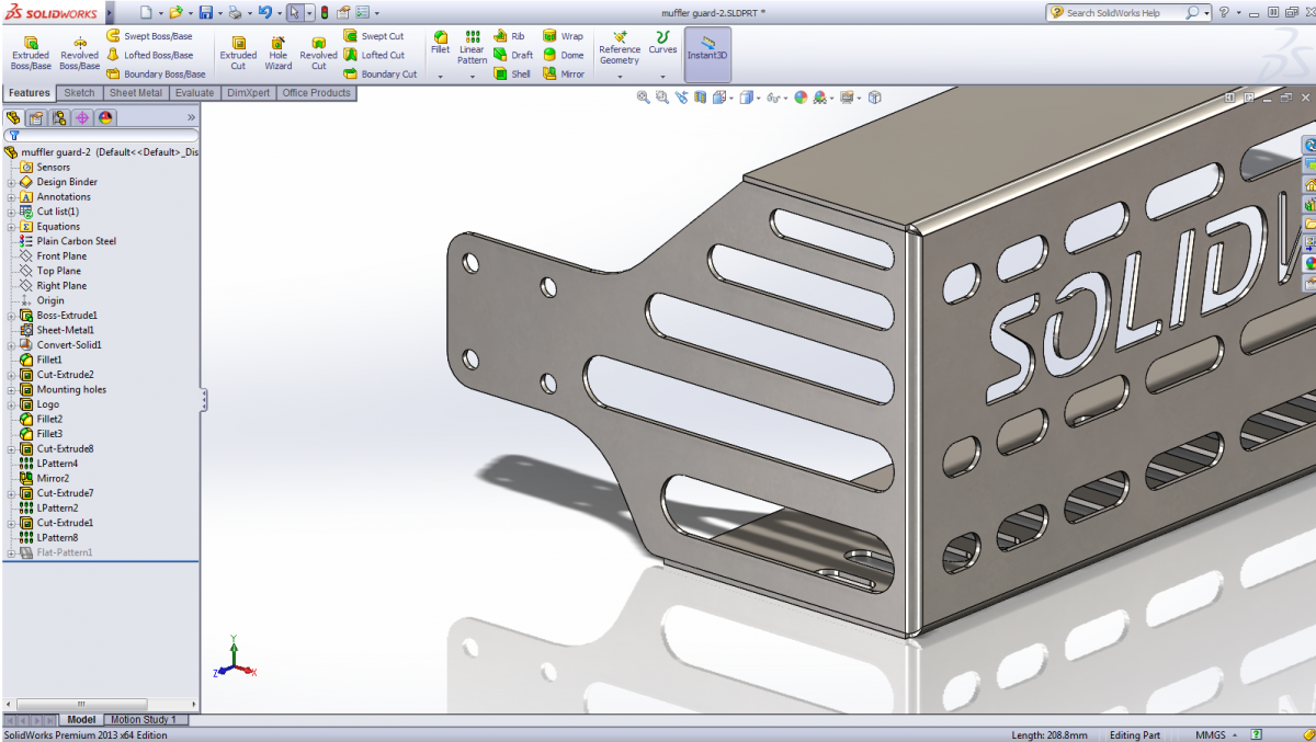 Solidworks 2013 Hits The Street Cadalyst