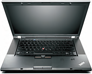Lenovo's ThinkPad W530 sports a spill-proof, island-style keyboard and a uniquely textured touch pad.