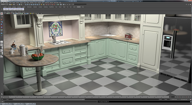 Caustic Series2 PC Boards Accelerate Maya, 3ds Max | Cadalyst