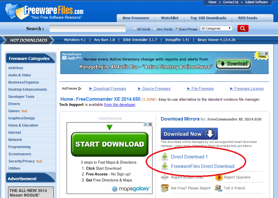 Try FreeCommander, the Free File Manager | Cadalyst