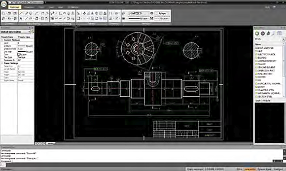 If your CAD solution does not include conceptual design tools, consider adding a stand-alone program to your toolbox. IronCAD DRAFT is one such tool; users can work in 2D (top) and 3D.