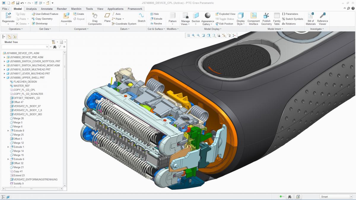 Conceptual design cadalyst Cad models