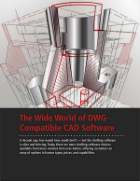 The Wide World of DWG-Compatible Software