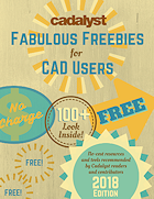 Fabulous Freebies for CAD Users
