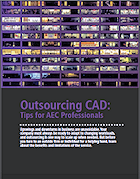 Outsourcing CAD: Tips for AEC Professionals