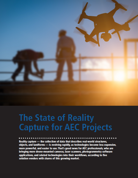 The State of Reality Capture for AEC Projects