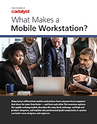 What Makes a Mobile Workstation?