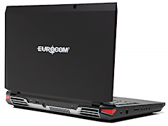 The EUROCOM X8 offers top performance, maximum storage capacity, and strong battery performance.
