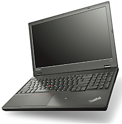 Lenovo's ThinkPad W540 offers a small form factor, light weight, crisp display with accurate colors, and good value.