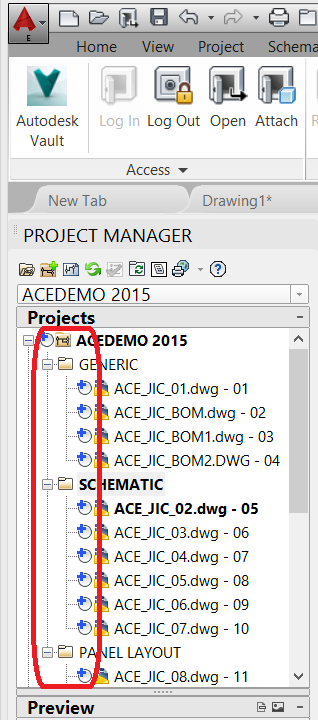 Work with AutoCAD Electrical 2015 in Autodesk Vault | Cadalyst