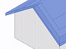 Add a Gable Roof to a Building in Revit Architecture