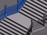 Applying Materials and Finishes to a Staircase in Revit