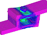 Model Bolt Preloads in Femap with the Solid Element Approach