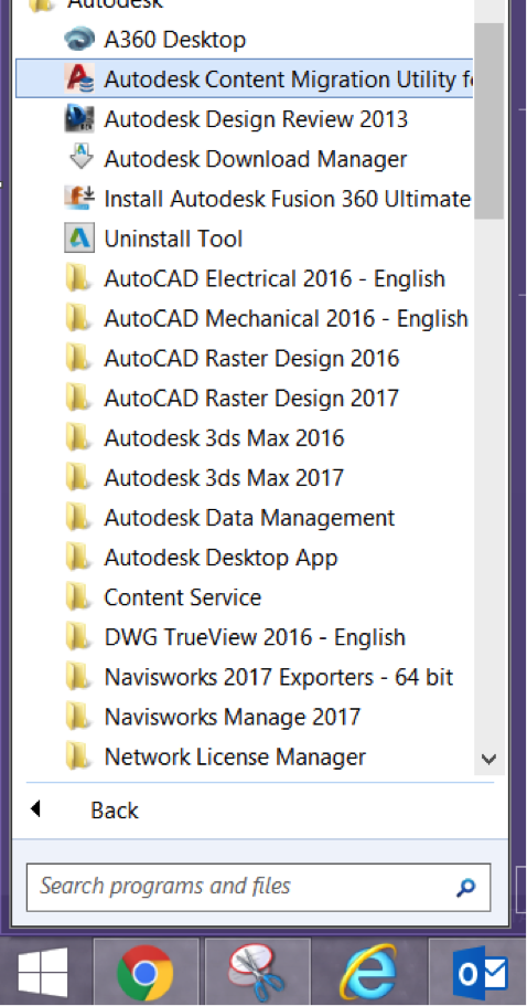 Configure AutoCAD Electrical 2017 Databases for Use with